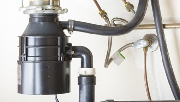 garbage disposal installation st. lucie west