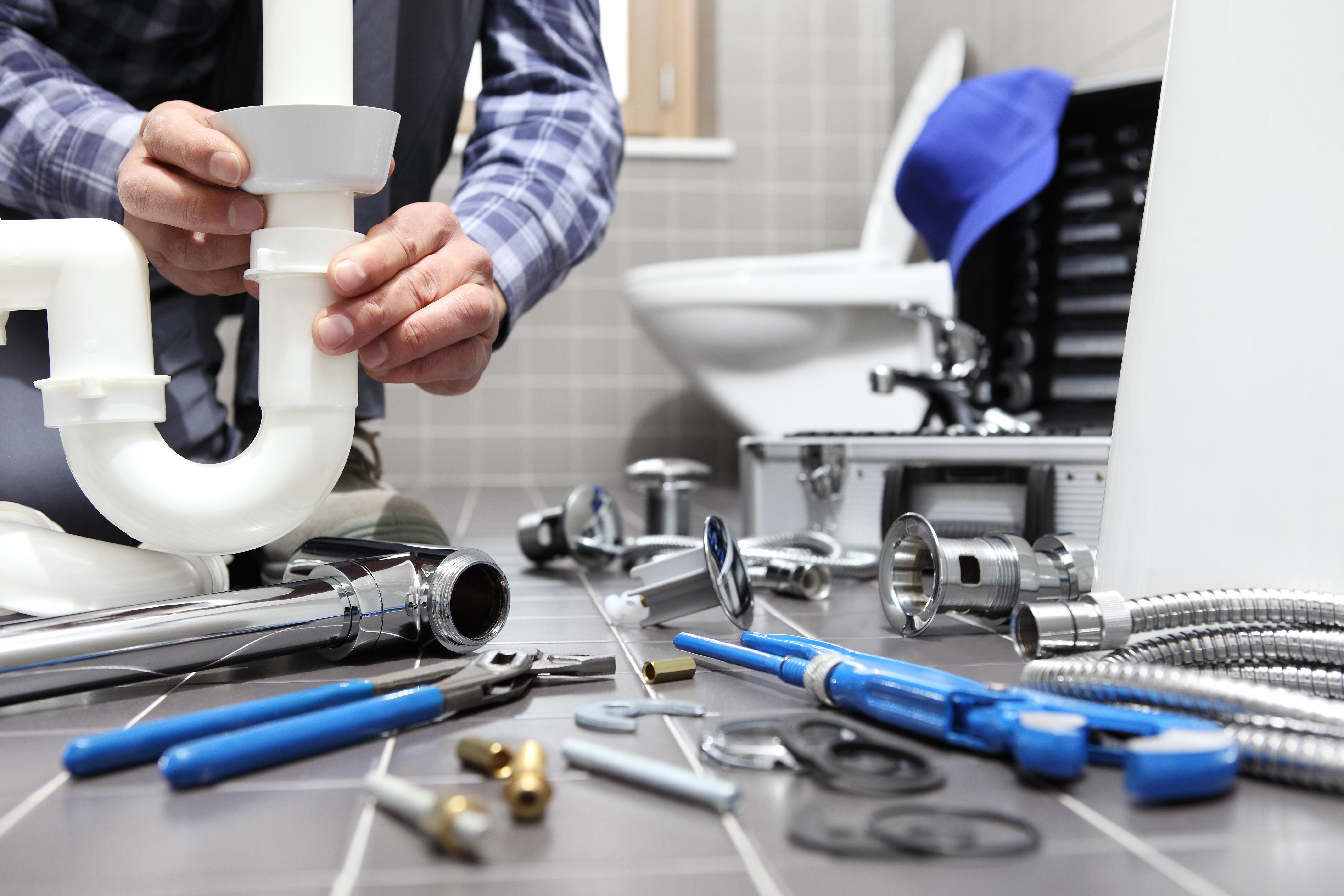 plumbing services port st lucie